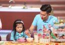Giờ Ăn Vui Nhộn: Khi các ông bố nổi tiếng vào bếp chăm con