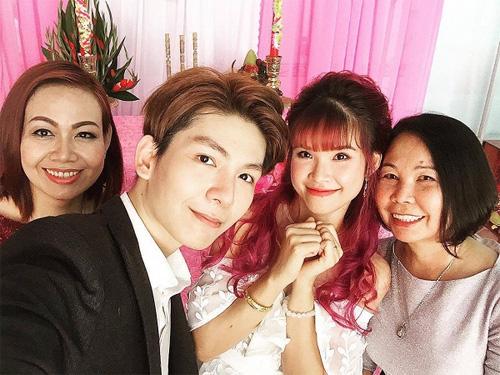 Kelvin Khánh đính hôn với Khởi My là hoàn toàn có thật ?