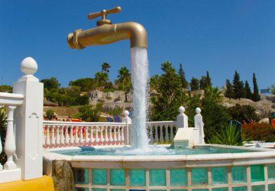 Những đài phun nước đẹp đến đáng kinh ngạc khiến bạn khó tin là chúng có thật