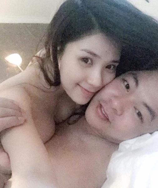 """Cảnh """"nhạy cảm"""" của Quang Lê và Thanh Bi"""