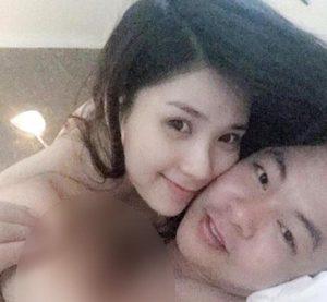 Ảnh giường chiếu của Quang Lê và Thanh Bi bị rò rỉ