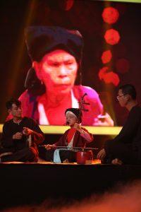 Tiết mục hát xẩm đặc sắc của Tú Thanh