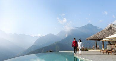 Ngô Kiến Huy làm sinh nhật bất ngờ cho Khổng Tú Quỳnh trên đỉnh Fansipan