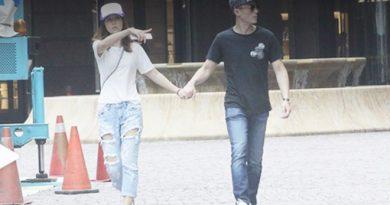 Sau gần 2 năm, Hoắc Kiến Hoa lần đầu chia sẻ chuyện hẹn hò với Lâm Tâm Như