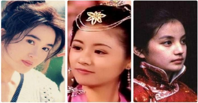 Nhan sắc xinh đẹp của các mỹ nhân Hoa ngữ thời thanh xuân