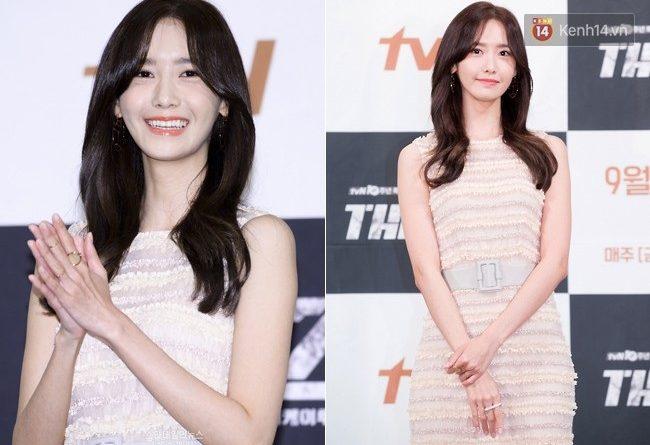 Mỹ nhân Hàn Yoona luôn xinh đẹp rạng ngời