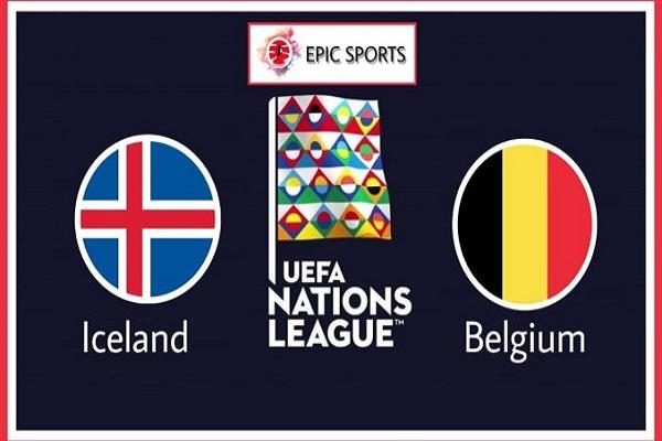 Nhận định Bỉ vs Iceland