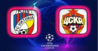 Nhận định CSKA Moscow vs Viktoria Plzen