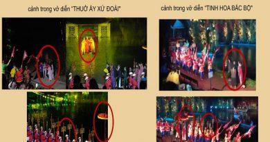 """Tinh hoa Bắc bộ vướng lùm xùm """"đạo nhái"""" vở diễn của Việt Tú"""