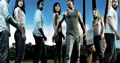 Tác phẩm phim truyền hình Lost (mất tích)