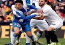 Tiền đạo số 1 của Trung Quốc đá dở tệ ở La Liga