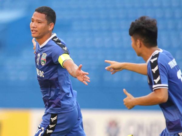 Bình Dương thắng đậm đội bóng đến từ Myanmar tại AFC Cup