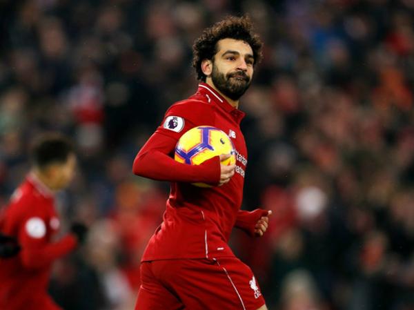 """Klopp: """"Liverpool không quá dựa dẫm vào việc ghi bàn của Salah"""""""