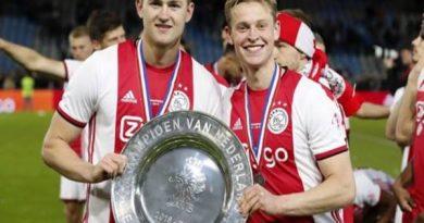 De Ligt muốn được chơi bên cạnh De Jong.