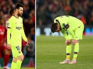Messi bất lực, thời cơ Ronaldo thể hiện