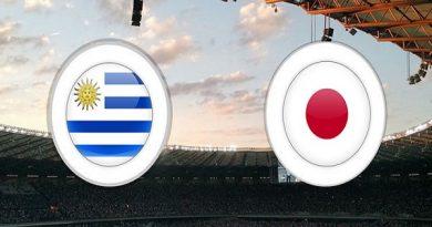 Soi kèo Uruguay vs Nhật Bản, 6h00 ngày 21/06