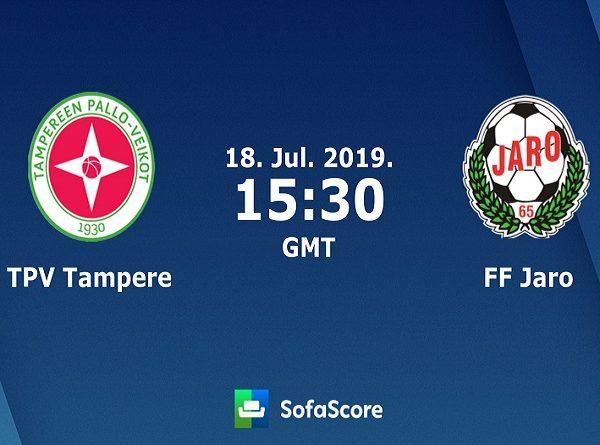 Soi kèo TPV Tampere vs Jaro, 22h30 ngày 18/07