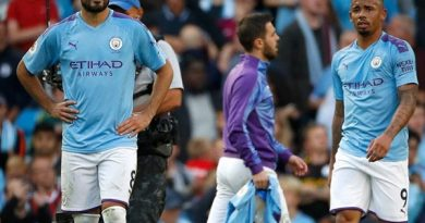 Man City bị từ chối thêm huy chươngPremier League