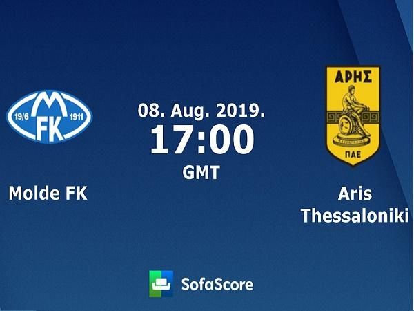 Soi kèo Molde vs Aris Thessalonini, 0h00 ngày 9/8