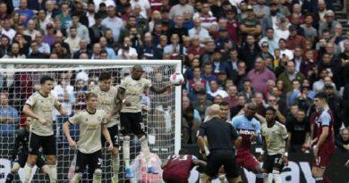 5 điểm nhấn nổi bật trận West Ham 2-0 Man Utd
