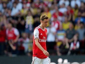 Arsenal luôn mang trong mình lá gan chuột nhắt