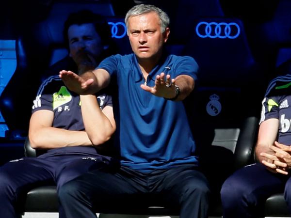Mourinho: Khoảng thời gian tại Real là trải nghiệm tuyệt vời