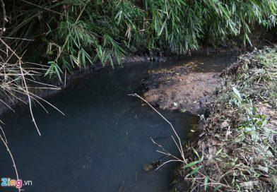 Bộ công an được thủ tướng giao điều tra vụ cấp nước ô nhiễm cho người dân Hà Nội