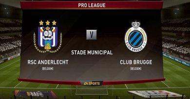 Soi kèo Anderlecht vs Club Brugge 2h45, 20/12 (Cúp QG Bỉ )