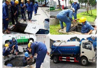 Lý do nên sử dụng dịch vụ hút bể phốt tại Nhổn của công ty Thanh Bình