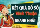 Dự đoán kết quả XS Ninh Thuận Vip ngày 13/12/2019