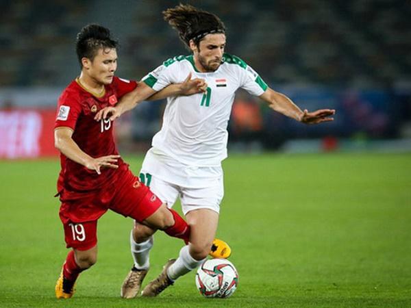 Iraq đá giao hữu với Jordan sau khi lật kèo với Việt Nam