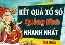 Soi cầu XS Quảng Bình chính xác thứ 5 ngày 13/02/2020