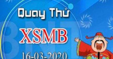 Tổng hợp kqxsmb thứ 2 ngày 16/03 hôm nay