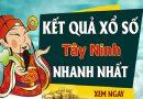 Soi cầu dự đoán XS Tây Ninh Vip ngày 26/11/2020