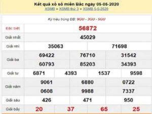 Các cao thủ thống kê xổ số miền bắc ngày 06/05/2020