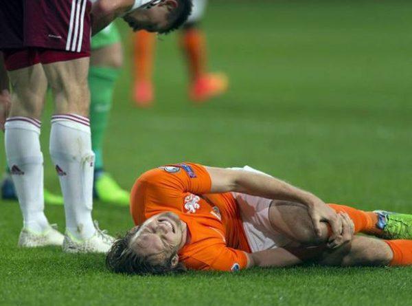 5 dạng chấn thương chân thường gặp trong thể thao