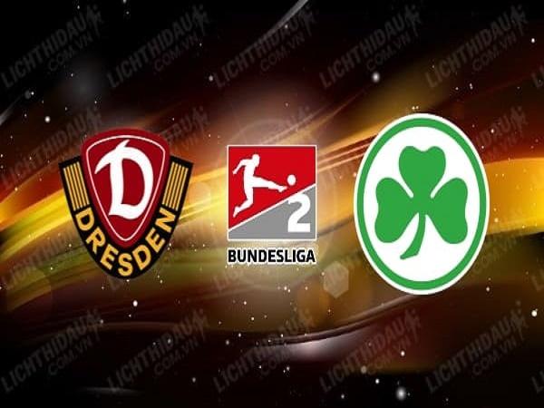 Nhận định Dynamo Dresden vs Greuther Furth, 23h30 ngày 09/6
