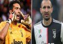 Tin bóng đá sáng 30/6: Juventus gia hạn hợp đồng với Buffon và Chiellini