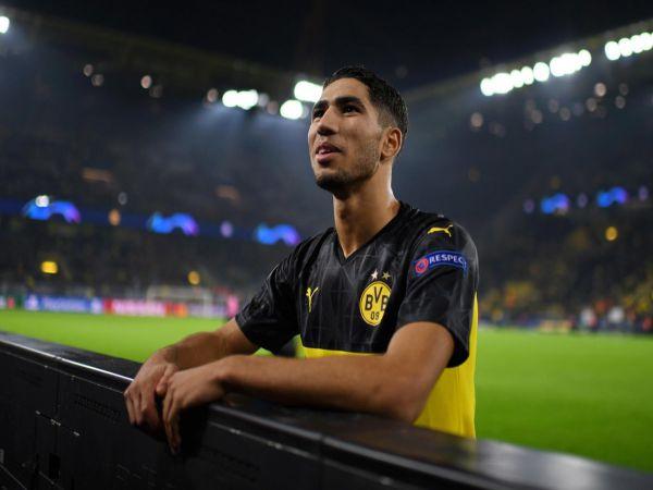 Bayern Munich tranh giành chữ ký Achraf Hakimi