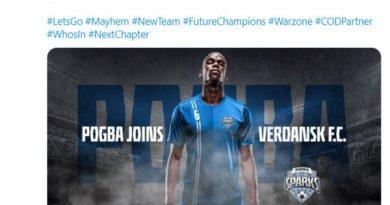 Chuyển nhượng sáng 14/8: Paul Pogba gia nhập CLB mới