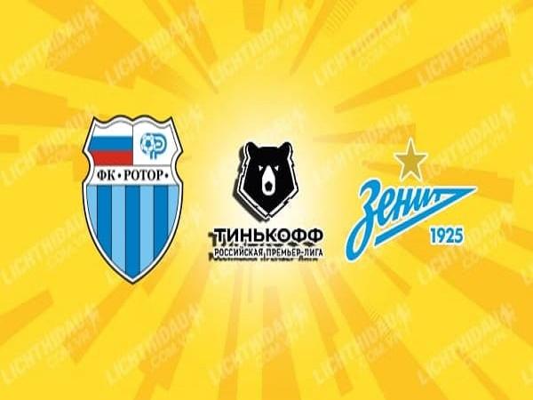 Nhận định Rotor Volgograd vs Zenit 22h00, 11/08 - VĐQG Nga