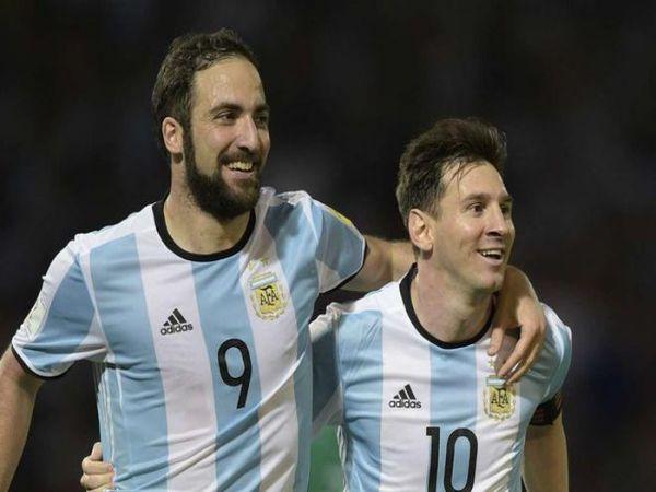 Tin bóng đá trưa 19/8: Higuain cảnh báo Messi về hậu vệ Premier League
