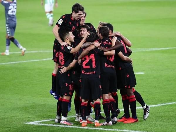 Bóng đá hôm nay 19/10: Real Sociedad dẫn đầu La Liga
