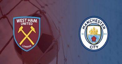 Nhận định West Ham vs Man City 18h30, 24/10 – Ngoại hạng Anh