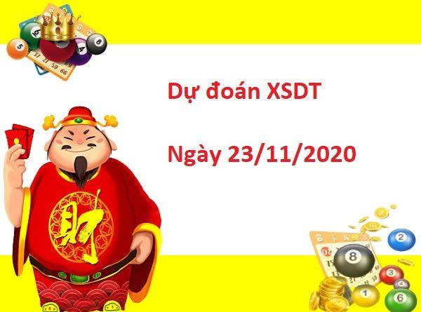 Dự đoán XSDT 23/11/2020