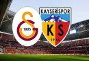 Nhận định Galatasaray vs Kayserispor 23h30, 23/11 – VĐQG Thổ Nhĩ Kỳ
