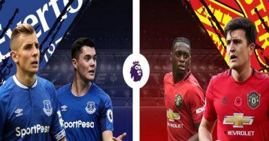 Nhận định Everton vs Man Utd, 03h00 ngày 24/12