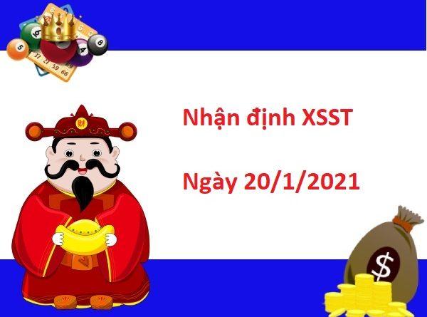 Nhận định XSST 20/1/2021 – Nhận định  xổ số Sóc Trăng thứ 4