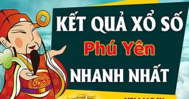Soi cầu dự đoán XS Phú Yên Vip ngày 25/01/2021