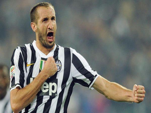 Tin thể thao chiều 19/2: Juventus báo tin vui về chấn thương của Chiellini